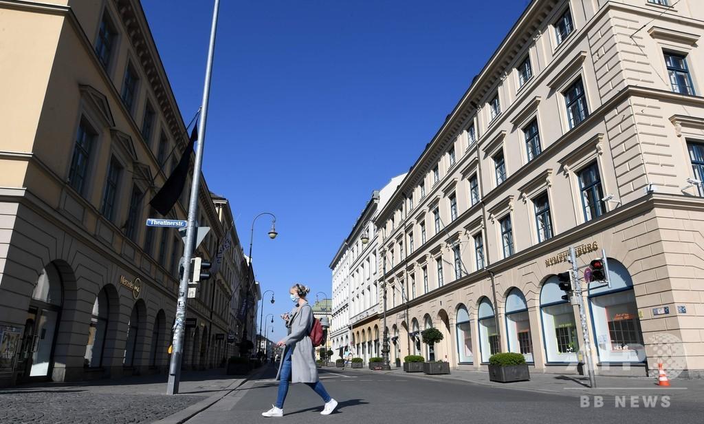 ドイツ最大州バイエルン、同国初の封鎖措置発令
