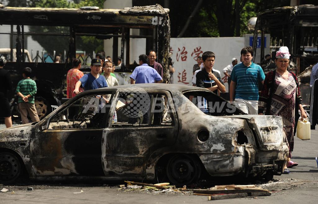 ウイグル暴動の非公式情報、検閲ぬけてネット上に氾濫 中国