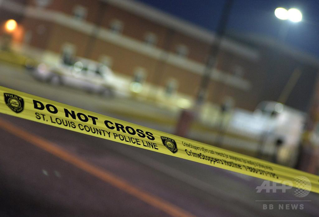 米ミシガン州で銃撃、6人死亡 容疑者の男逮捕