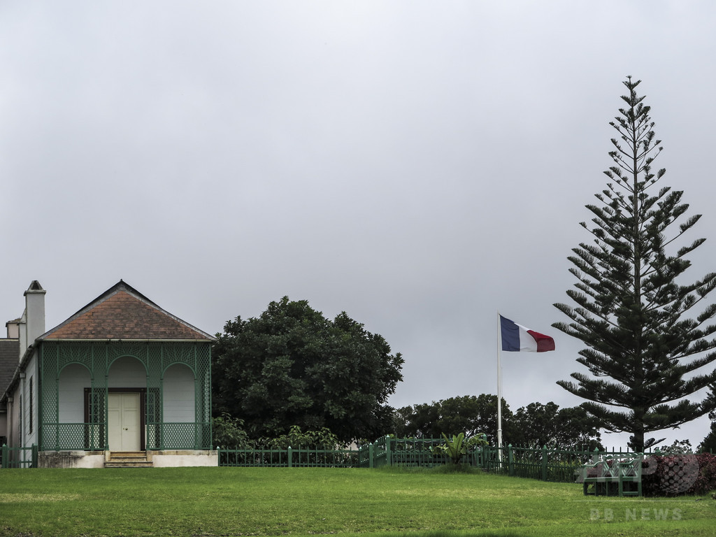 よみがえるナポレオン邸、セントへレナ島の記憶の番人