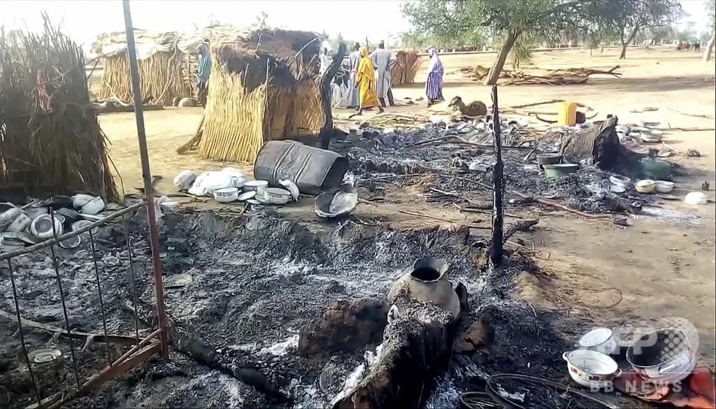ボコ・ハラムが葬儀襲撃、65人死亡 ナイジェリア