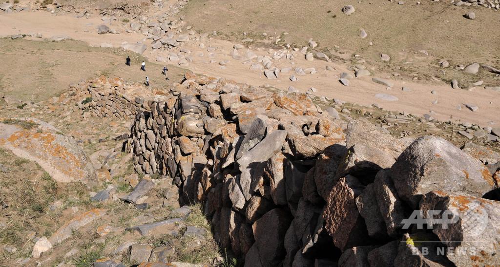 秦漢時代の万里の長城、大半が漢代に建設と判明