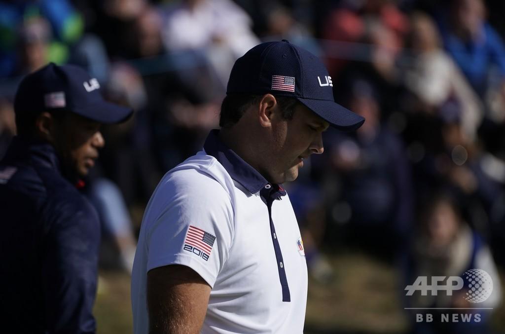 米国選抜の大敗は「エゴ」が原因、リードが批判 ライダー杯