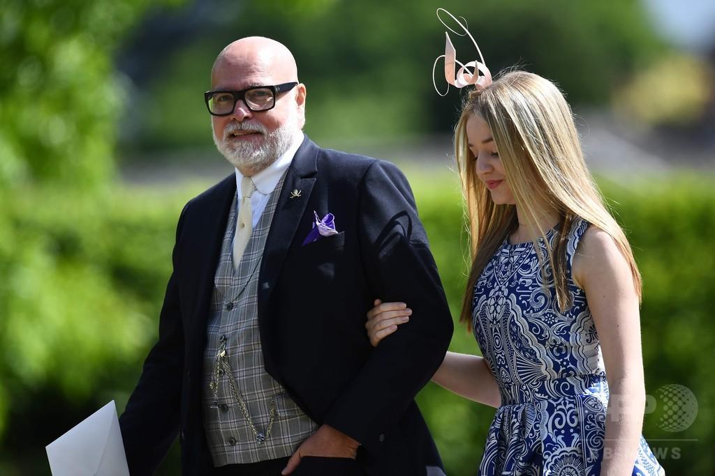 英王室キャサリン妃の叔父、妻の顔を殴りつけたと認める 英裁判所