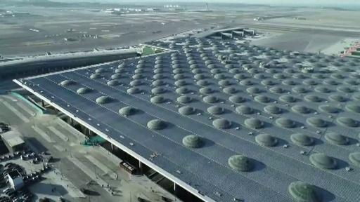 動画:トルコ・イスタンブールに新国際空港、世界最大規模