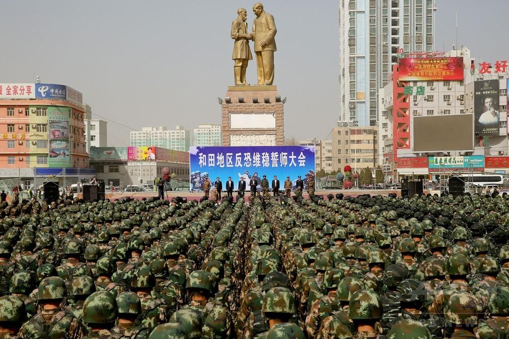 中国共産党幹部、イスラム教徒の前でたばこ控えて降格に