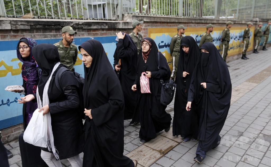 ダンス動画投稿の若者らを国営テレビが糾弾、ネットで猛反発 イラン