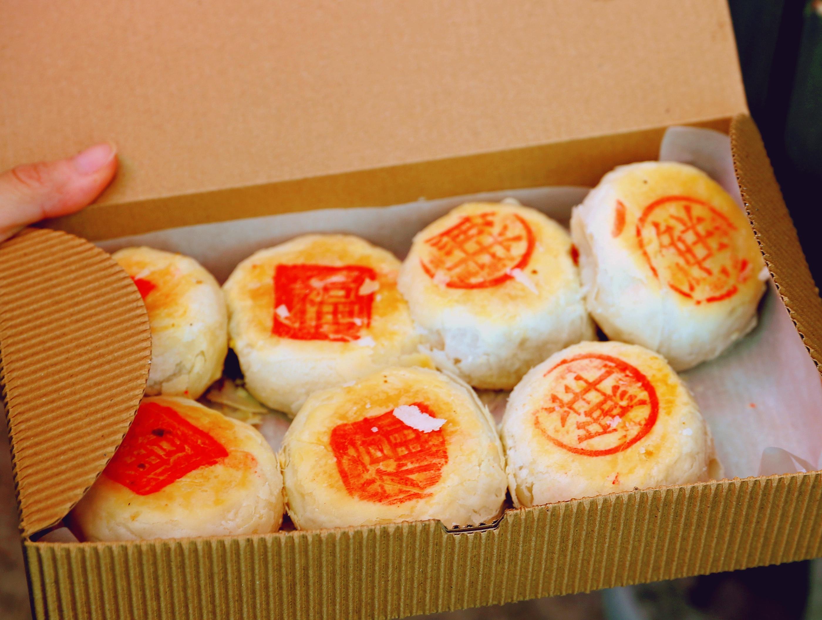中秋節「鮮肉月餅」の販売ピークに 上海