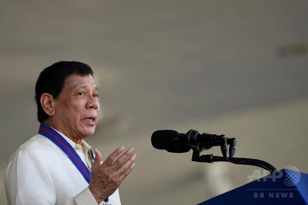 比大統領、麻薬戦争に懸念示す人権機関代表を「幼児性愛者」と罵倒