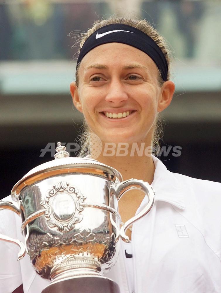 【写真特集】全仏オープンテニス、女子シングルス歴代優勝選手 2000年以降