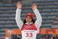 高梨がスキージャンプ女子で銅メダル、平昌五輪