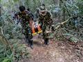 ワニとセルフィー試みた観光客、脚かまれる タイ国立公園