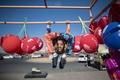 驚異の身体能力…ギネス記録狙うガザの「スパイダーボーイ」