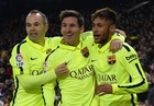 バルセロナ、アトレティコとの打ち合い制し国王杯4強入り
