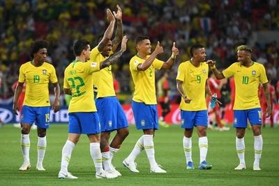 【写真特集】ロシアW杯グループE、セルビア対ブラジル