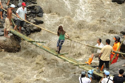 馬総統、台風8号対応の遅れに謝罪 台湾