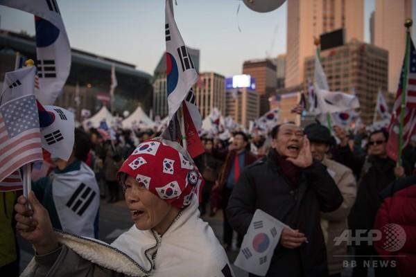 朴大統領の弾劾、数日内にも憲法裁判所が宣告か