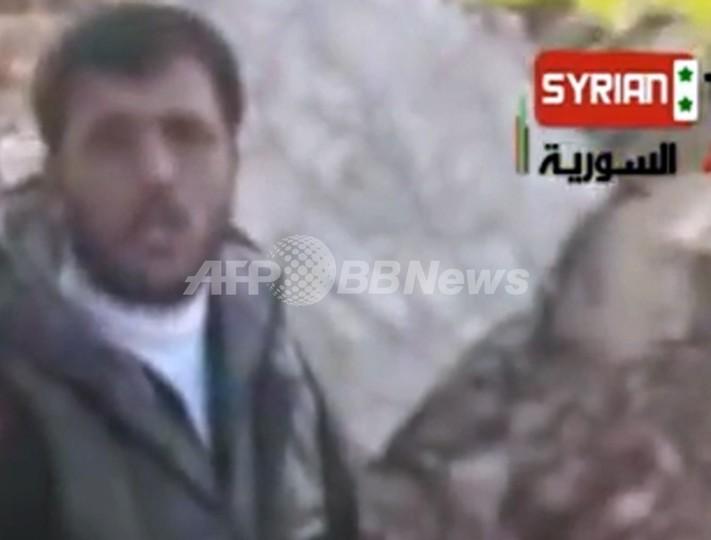 自由シリア軍、反体制派の残虐動画で「厳罰」を約束