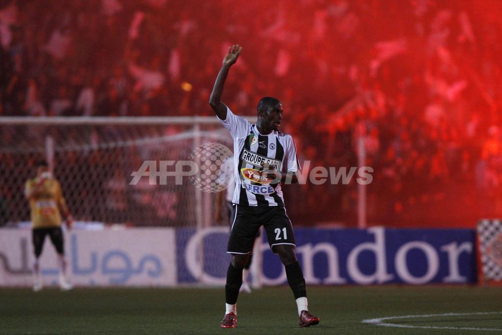 <サッカー アラブチャンピオンズリーグ>ESセティフ アル・ファイサリとの第1戦に引き分ける - アルジェリア