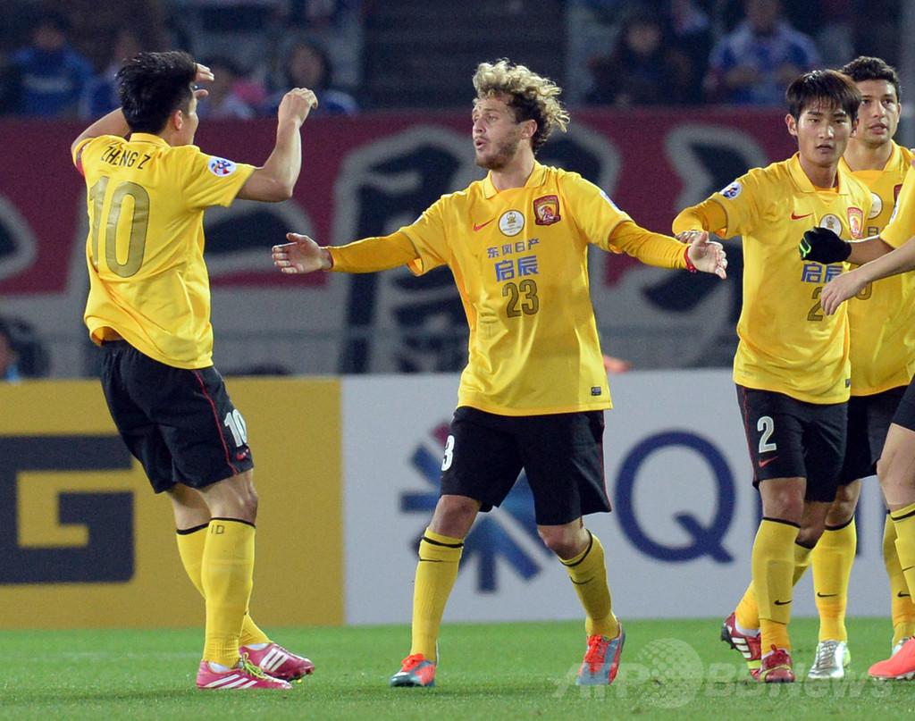 王者広州恒大が敵地でセレッソに大勝、アジア・チャンピオンズリーグ