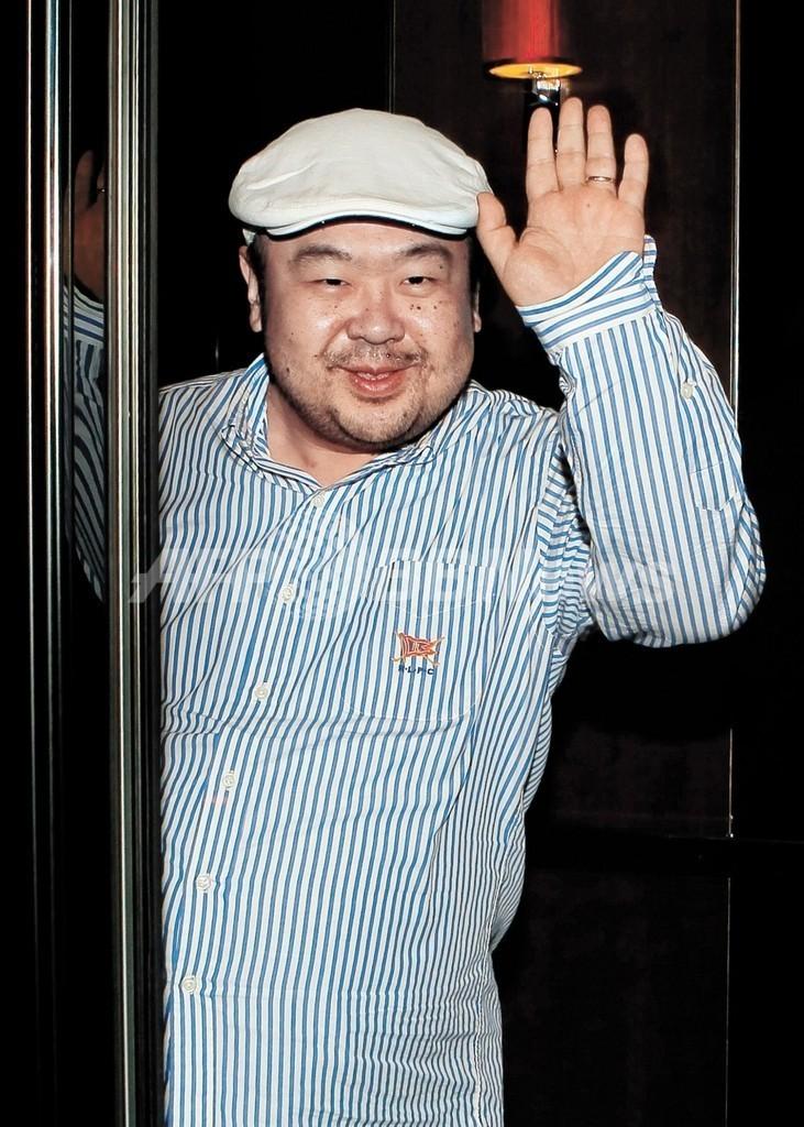 金正男氏、「3代世襲には反対」