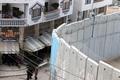 バンクシーのホテルに初宿泊客、パレスチナの「世界最悪の眺め」