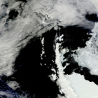 南極の海面上昇、氷床消失で進行加速 英研究