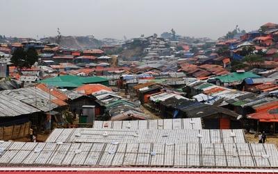 ロヒンギャ弾圧から1年、変化しつつある難民キャンプでの生活