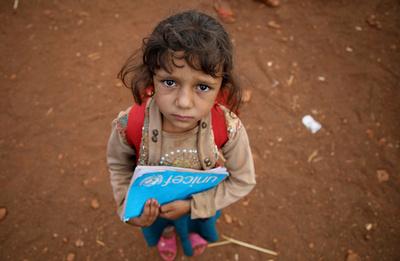 【写真特集】紛争下で生きる子どもたち シリア