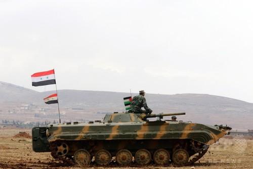 シリア停戦、27日開始で合意 米露が共同声明