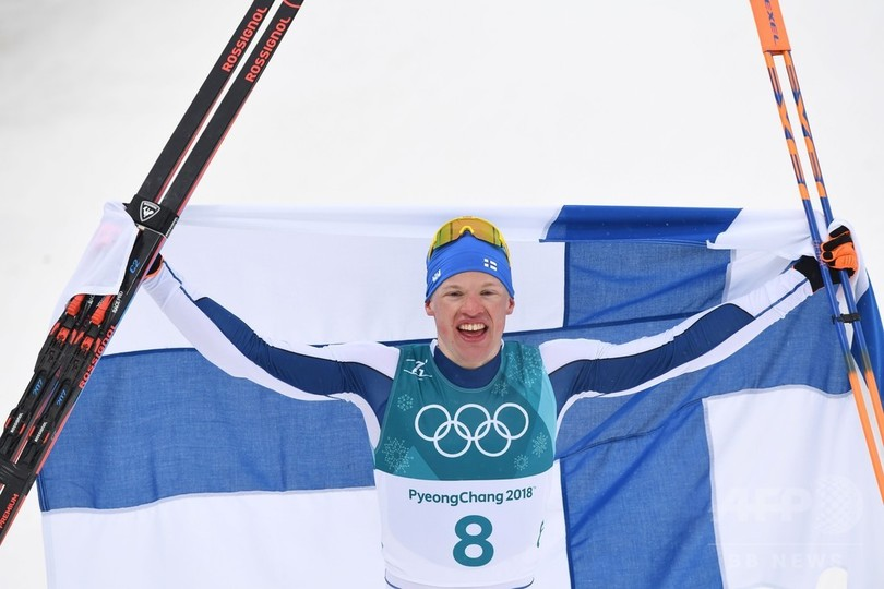 フィンランド勢が平昌五輪初の金、ニスカネンが男子50kmクラシカル制す