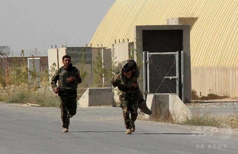 アフガン軍、タリバンから北部クンドゥズを奪還 政府発表