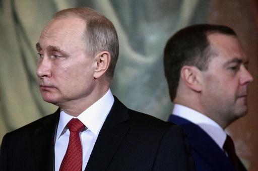 プーチン氏が電撃発表 新首相を指名、憲法改正を提案