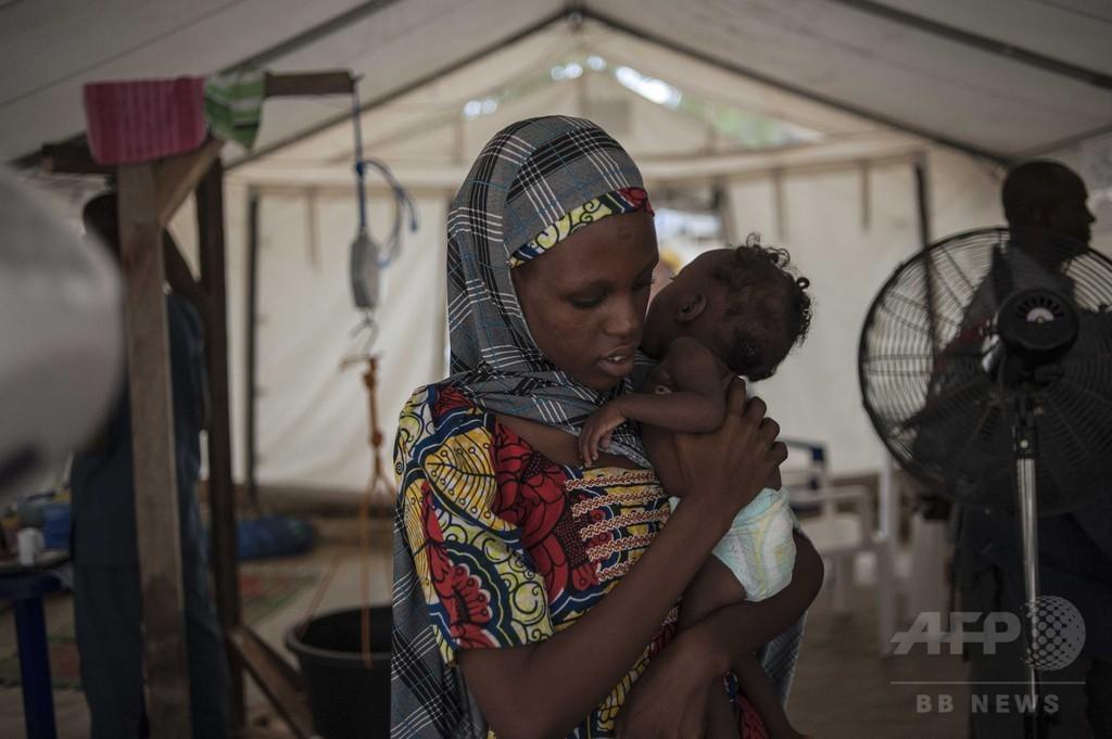5歳未満児の死亡、6割がアフリカとアジア10か国に集中 研究