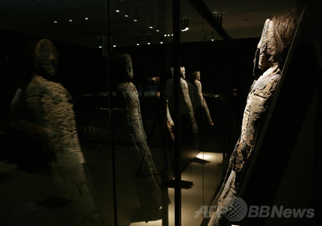 考古学の課外活動で7000年前のミイラを発見、チリ
