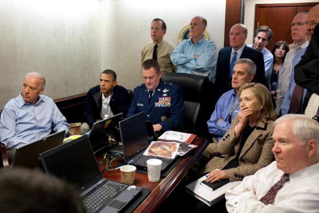 ビンラディン容疑者殺害作戦、CIAが5年遅れで「ツイッター実況」
