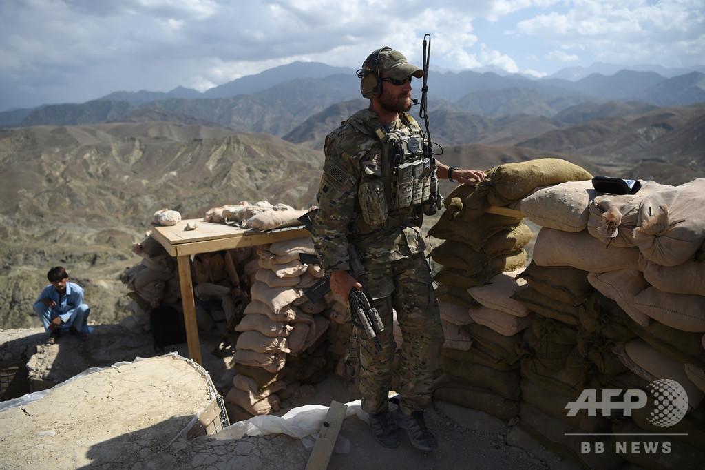 ロシア、アフガンの米兵殺害でタリバン系勢力に報酬か 米紙