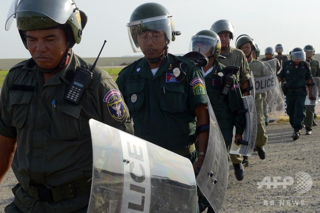 仏観光客女性に集団で性的暴行 容疑者3人を起訴 カンボジア