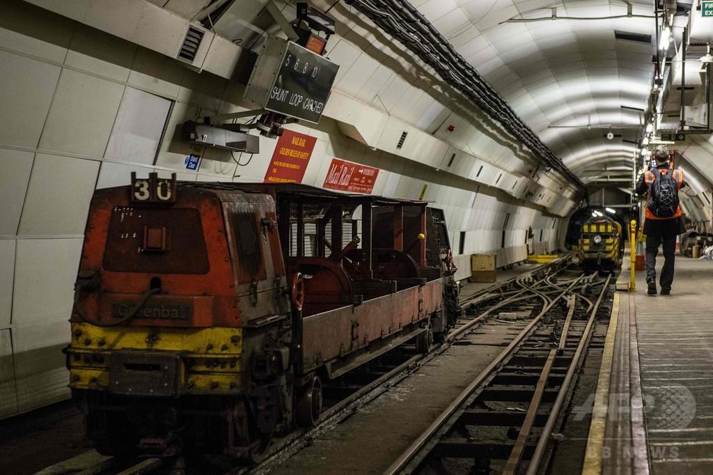 英郵便博物館着工、目玉はロンドン地下の「郵便鉄道」