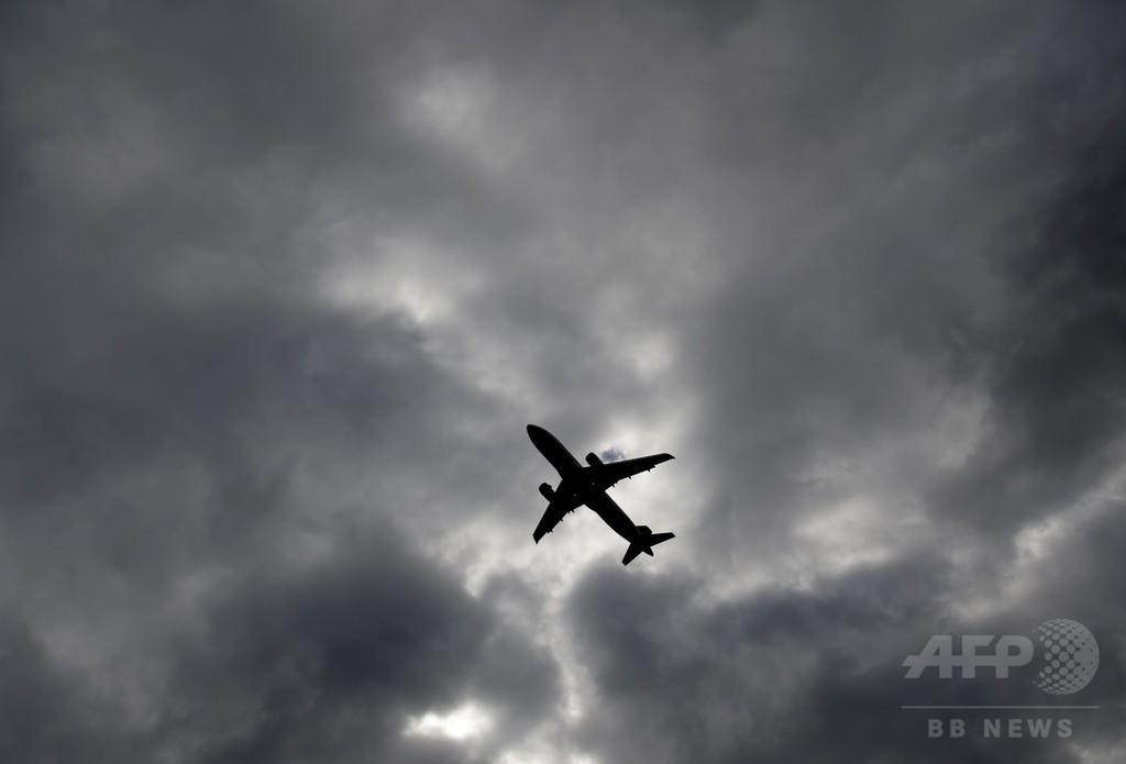 温暖化で飛行機の離陸が困難に、米研究