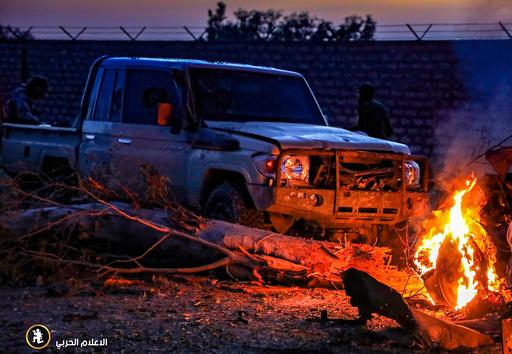 リビアでの首都争奪戦、10日間で121人死亡 WHO