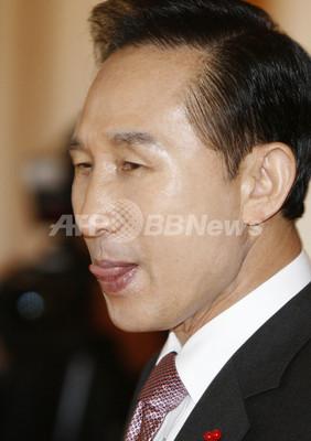 個人資産の寄付「近く実行する」、韓国大統領が公約を確認