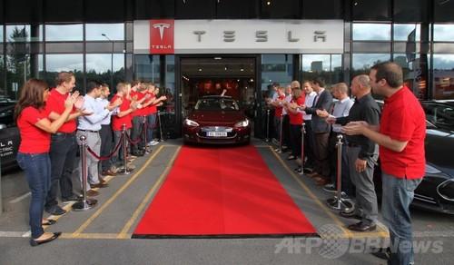ノルウェーで電気自動車ブーム、月間販売台数が過去最高を記録