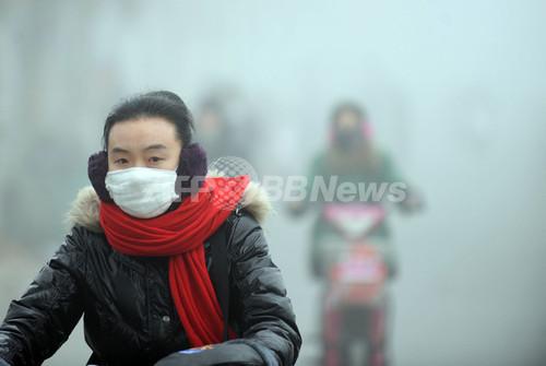大気汚染と新生児の低体重に関連性、国際調査