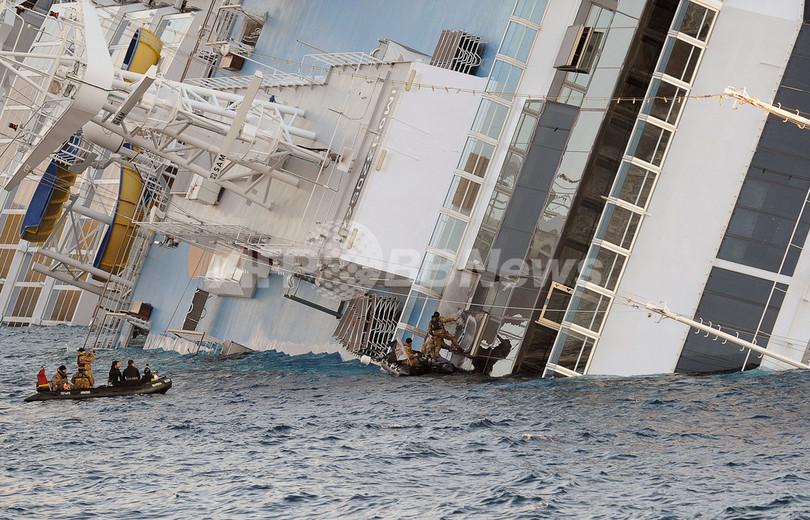 伊座礁事故船長、「戻れ」の指示聞かず救助義務放棄 死者11人に