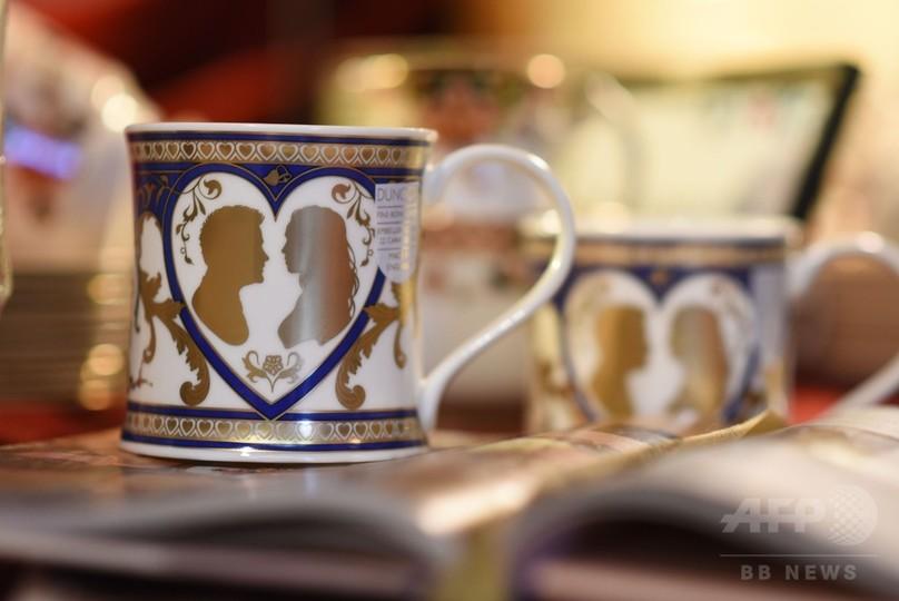 メーガンさん、米LAで習得した英王室式お茶のたしなみ方