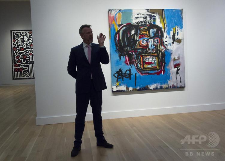 ゾゾ前澤氏、123億円で落札のバスキア作品を米美術館に貸し出し