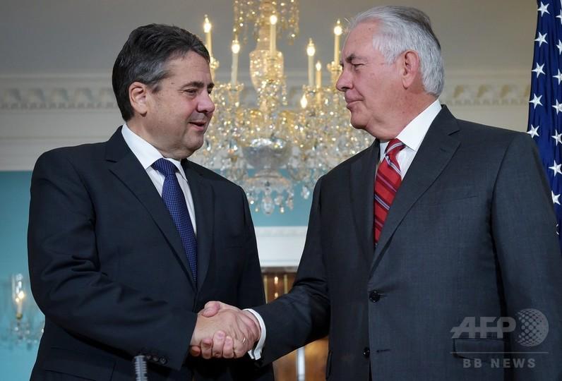 ドイツ、在北朝鮮大使館の職員を削減へ