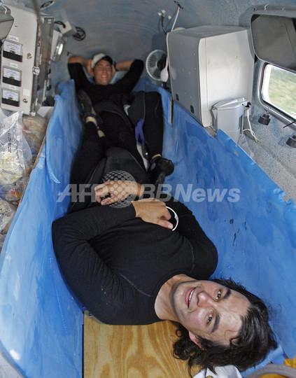 オーストラリアの冒険家2人がカヤックで豪・NZ間を横断、史上初