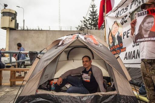 ペルー憲法裁、野党党首ケイコ・フジモリ氏の釈放命じる